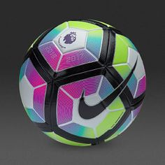 Ballon Nike PL Ordem 4 - Blanc/ Bleu/ Noir
