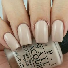 OPI Tiramisu For Two swatched by Olivia Jade Nails