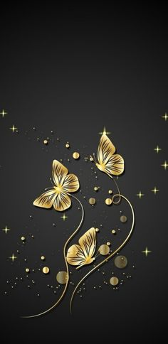 Nice Arranged for iPhone X, Beautiful Wallpapers, Background Gold Wallpaper Hd, Blue Butterfly Wallpaper, Iphone 6 Plus Wallpaper, Butterfly Painting, Heart Wallpaper, Butterfly Art, Cellphone Wallpaper, Wallpaper Backgrounds, Tapestry Wallpaper