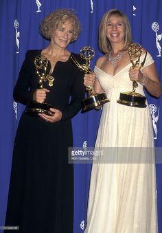 Glenn Close & Barbra Streisand
