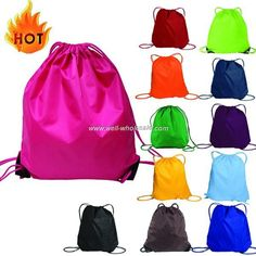 7 Best Drawstring Bags images  36294f4be4093