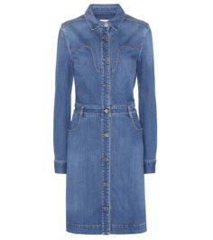 mytheresa.com - Denim Dress » Stella McCartney ► mytheresa.com - Luxury Fashion for Women / Designer clothing, shoes, bags