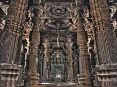 KOPESHWAR TEMPLE opeshwar Temple is at Khidrapur, Kolhapur district, Maharashtra. It is also accessible from Sangli. It was built by Silhara King Gandaraditya in the 12th century and then by Seuna Yadavas. It is dedicated to Lord Shiva