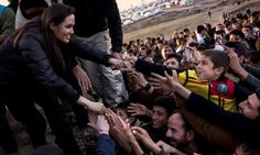 Angelina Jolie opens UK centre to fight warzone violence against women  #EndVAW