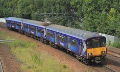 First Bus, Buses And Trains, British Rail, Glasgow Scotland, Diesel Locomotive, Great Britain, The Unit, Vehicles, Burns
