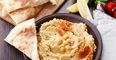 What makes this hummus recipe extra special is the addition of Dijon mustard and chili powder.
