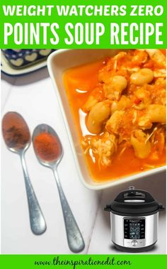 I am so excited to share with you this fantastic Instant Pot butter bean and chicken soup recipe. This is an easy instant pot recipe to follow and is great for all the family. Low Carb Soup Recipes, Chicken Soup Recipes, Best Instant Pot Recipe, Instant Pot Dinner Recipes, Zero Point Soup, Quick Family Dinners, Pots, Weight Watcher Dinners, Family Recipes