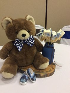 teddy Bear baby shower More