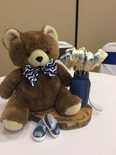 teddy Bear baby shower                                                                                                                                                                                 More