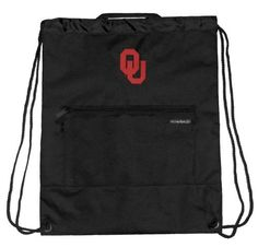 University of Oklahoma Backpack Cinch Drawstring Style OU Logo Draw String Back Pack Bag- For Boys Girls Students or Adults by Broad Bay. $16.99. Sturdy carrying handle. Best Unique Valentine Gift Ideas. Double drawstring closure. Interior slip pocket. Large exterior zippered pocket. Super Strong 600 Denier Nylon. Our durable drawstring University of Oklahoma backpack cinch bag keeps everything secure and at your fingertips. Features a double drawstring cinch closure, a sturdy...