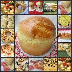 Ho raccolto 16 preparazioni di lievitati salati presenti fino ad ora sul mio amato blog...spero così di facilitare la consultazione delle ricette...per me e per voi! ciaooo grazie Traditional Christmas Food, Food Plus, No Salt Recipes, Savoury Cake, Antipasto, Muffins, Pain, Soul Food, Italian Recipes