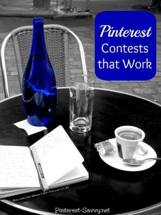 """SOCIAL MEDIA -         """"Pinterest Contests That Work - Shared by #borntobesocial, France""""."""