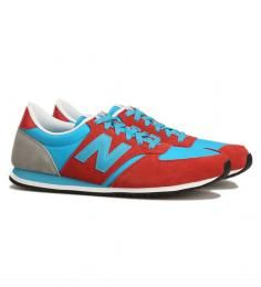 quality design 7756c 8549c New Balance Red Blue 420 Classics Sneaker   GOTSTYLE.CA New Balance Red,