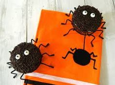 Image result for spider cupcake holders