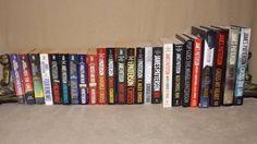 James Patterson Complete Lot of 24 Books Detective Alex Cross Justice Line (lot1