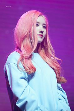Park Siyeon (Xiyeon) Kpop Girl Groups, Korean Girl Groups, Kpop Girls, Park Si Yeon, Pledis Girlz, Pledis Entertainment, Pop Group, Pink Hair, Tips