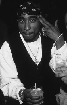 Tupac Shakur. YOU GOTTA SMILE THROUGH ALL THE BULLSHIT
