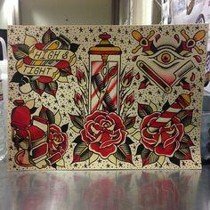 "artist: Elmer ""Fudd"" Rodriguez Golden State Tattoo (Garden Grove, CA) instagram: @elmerxgst"