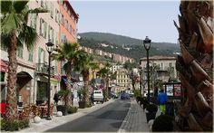 Centre ville de Grasse