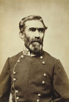 "Photo: Braxton Bragg. Credit: U.S. Library of Congress, Prints and Photographs Division. Read more on the GenealogyBank blog: ""Quotes from the Civil War: A Fun Quiz"" https://blog.genealogybank.com/quotes-from-the-civil-war-a-fun-quiz.html"