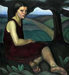 Born in Montreal, the sixth of eight children, Prudence Heward developed an early interest in art. She was schooled at home due to her severe asthma, but in spite of her delicate health her ambitio... Follow the biggest painting board on Pinterest: www.pinterest.com/atelierbeauvoir