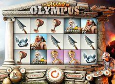 Spilleautomat Legend of Olympus på nettet av penger. Høy kvalitet 3D på nettet spilleautomat fra Legend of Olympus Rabcat Selskapet tilbyr ikke bare spille av ekte penger, men også stupe inn i den fargerike verden av gamle greske mytologien. På hjulene av dette sporet tilbyr alle de mest populære innbyggerne i Olympus, inkludert Zeus, Athene, Hermes