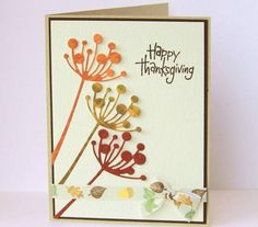 Mom's Thanksgiving Card by indycurt - Cards and Paper Crafts at Splitcoaststampers