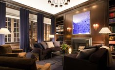 Portfolios - Dering Hall...what a beautiful and relaxing space ...
