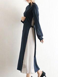 Arab Fashion, Muslim Fashion, Korean Fashion, Womens Fashion, Modest Dresses, Cheap Dresses, Casual Dresses, Edgy Outfits, Fashion Outfits