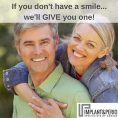 Implant & Perio Specialists of Kansas specializes in giving our patients a beautiful smile and optimal oral health. Contact us now to see how we can help YOU!