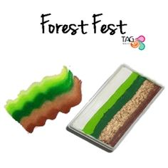 """""""Forest Fest"""" Tag One-Stroke Face Painting Supplies, Cma Fest, One Stroke, Good Customer Service, New Face, Tags, Ideas, Thoughts, Mailing Labels"""