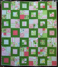 Pippin Sequim: Watermelon Squares Finished