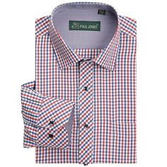 Check out High quality Men'... today! http://www.digdu.com/products/high-quality-mens-classic-plaid-shirt-long-sleeve-dress-shirt-men-business-formal-shirts-mens-clothing-camisa-masculina?utm_campaign=social_autopilot&utm_source=pin&utm_medium=pin