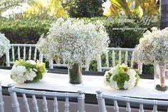 rustic wedding flowers by My Flower Affair. www.myfloweraffair.com