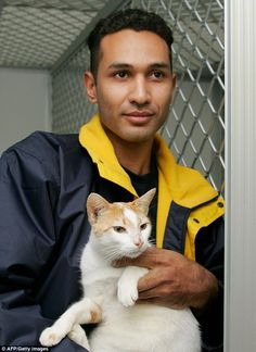 Aladdin Sisalem (pictured) - a Palestinian-Kuwaiti refugee who spent 17 months at Manus Island before moving to Melbourne - has had his disability pension slashed after using the money to fund 16 trips overseas in six years