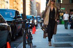 New York Fashion Week Spring 2016, Day 2 - -Wmag