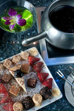 These extra special Summer dessert fondue recipes take entertaining from mundane to memorable.