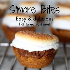S'more Bites - Princess Pinky Girl