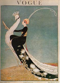 Vogue Cover - April 1918