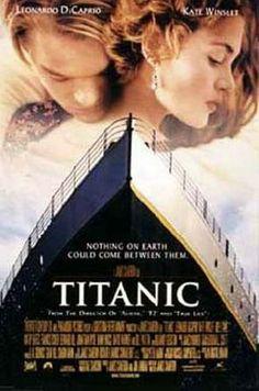 Titanic. Visión romántica de uno de los mayores desastres. A pesar de todo deja buen sabor. Un temazo de Celine Dion