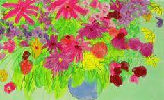 Walasse Ting. Chinese artist 1928-2010
