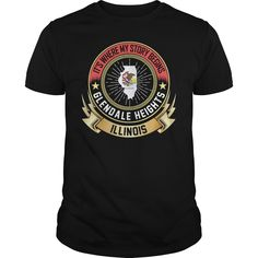 awesome United states shirt Glendale Heights - Illinois is where your story begins Style from CityTshirt Check more at http://ordernowtshirt.net/states/united-states-shirt-glendale-heights-illinois-is-where-your-story-begins-style-from-citytshirt.html