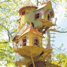 Looks like big bird houses to me  ! Love it !