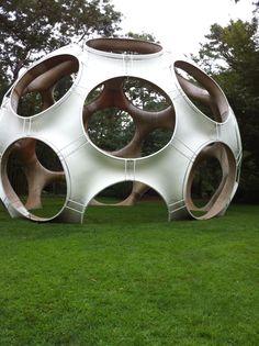 Geodesic Dome by Buckminster Fuller