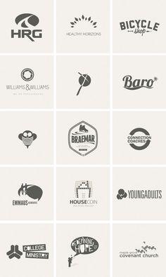 such cute logos!