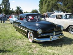 Classic #car #Merc