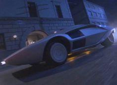 Michael Jackson's Lancia Zero (Stratos Concept)