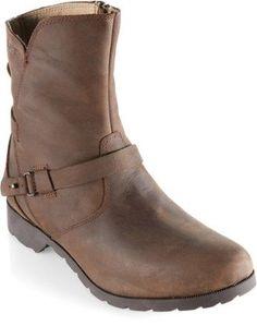 Teva De La Vina low boots (waterproof and comfy!)