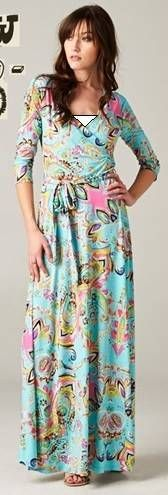 Fun for Spring and Summer ~ Mint Paisley Maxi Dress http://www.modestpop.com/products/mint-paisley-maxi