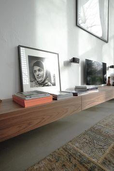 Living Room Tv Unit, Living Room Interior, Home Living Room, Living Room Decor, Home Room Design, Living Room Designs, House Design, Living Room Inspiration, Interior Inspiration